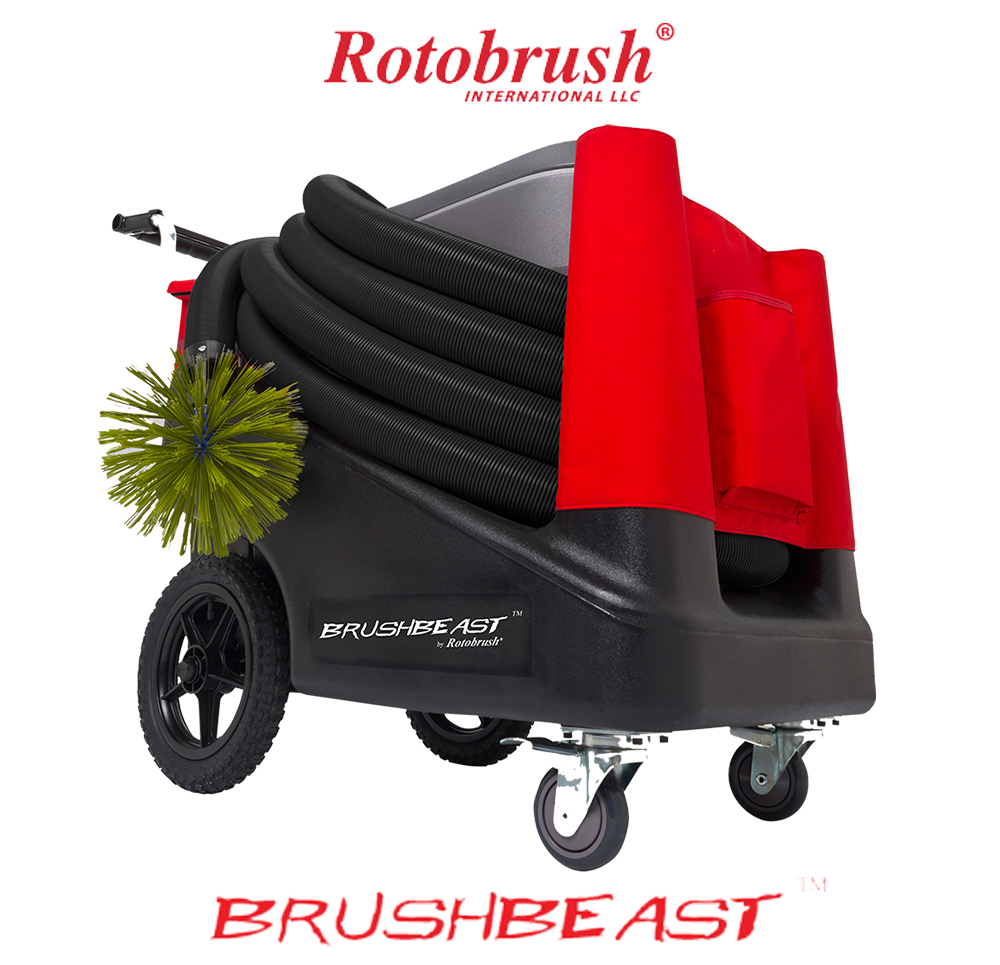 designed to increase job site efficiency rotobrush air xpi and brushbeast are both air duct cleaning machines combining brush cleaning technology with - Duct Cleaning Jobs