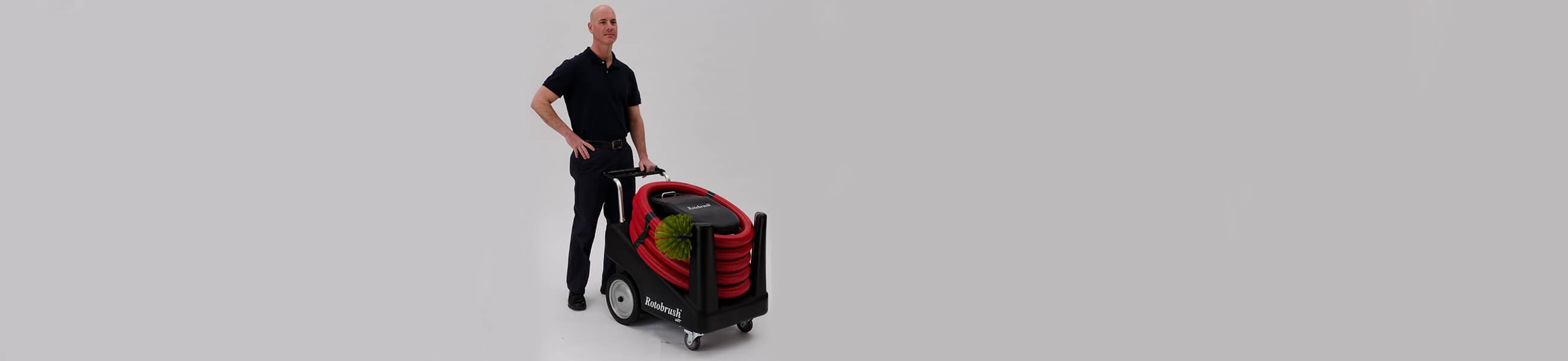 robot do czyszczenia wentylacji